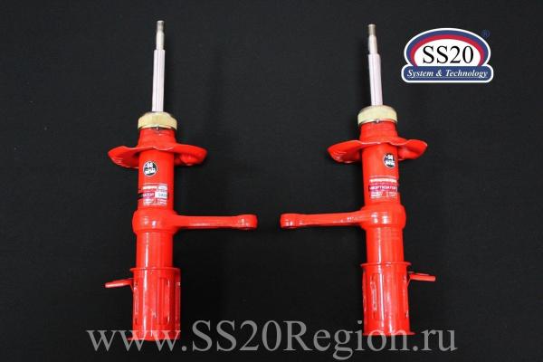 Комплект подвески SS20 Racing-СПОРТ -70мм с опорой SS20 МАСТЕР с ЭУР и без ЭУР для а/м ВАЗ 2190-2194 ЛАДА ГРАНТА (с занижением -70мм)