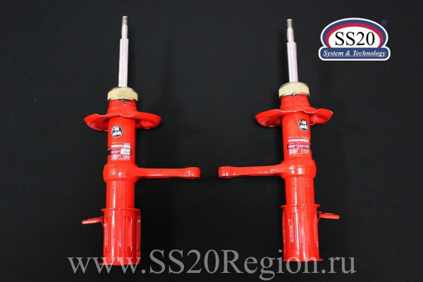Комплект подвески SS20 Racing-КОМФОРТ -50мм с опорой SS20 МАСТЕР для а/м ВАЗ 2170-2172 ЛАДА ПРИОРА (с занижением -50мм)
