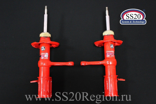 Комплект подвески SS20 Racing-СПОРТ -50мм с опорой SS20 МАСТЕР для а/м ВАЗ 1117-1119 ЛАДА КАЛИНА 1 с 2006 по 2012г.в.(с занижением -50мм)
