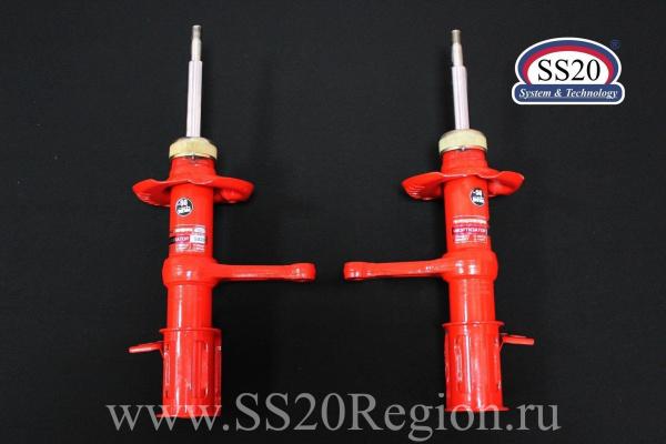 Комплект подвески SS20 Racing-СПОРТ -70мм с опорой SS20 HARD СПОРТ ШС для а/м ВАЗ 1117-1119 ЛАДА КАЛИНА 1 с 2006 по 2012г.в.(с занижением -70мм)