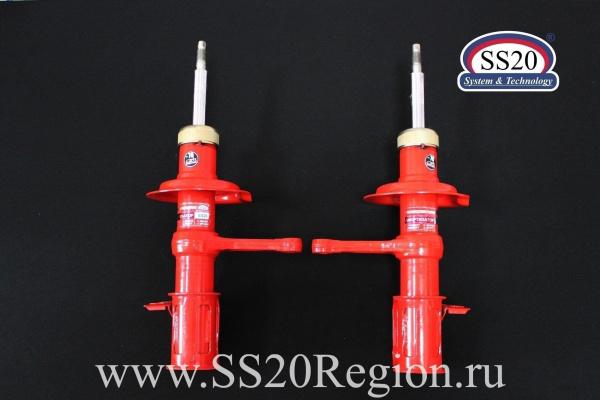 Стойки передней подвески SS20 Racing-СПОРТ -70мм (с занижением) для а/м ВАЗ 2113-15