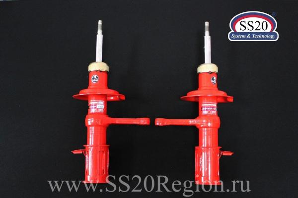Комплект подвески SS20 Racing-КОМФОРТ -50мм c опорой SS20 МАСТЕР пружиной SS20 Racing (с занижением) для а/м ВАЗ 2108-099