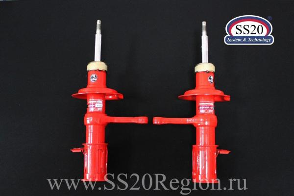 Комплект подвески SS20 Racing-СПОРТ -70мм c опорой SS20 СПОРТ пружиной SS20 Racing (с занижением) для а/м ВАЗ 2108-099
