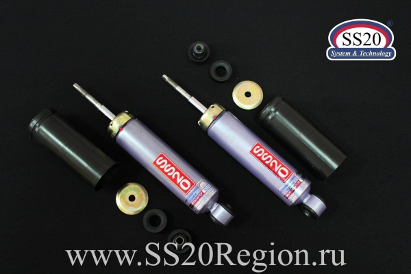 Амортизаторы передней подвески SS20 СПОРТ (без занижения) для а/м ВАЗ 2123 НИВА ШЕВРОЛЕ