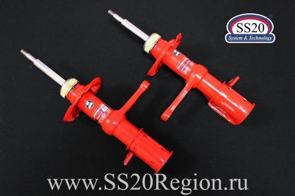 Стойки передней подвески SS20 Racing-СПОРТ -30мм (с занижением) для а/м ЛАДА КАЛИНА 1