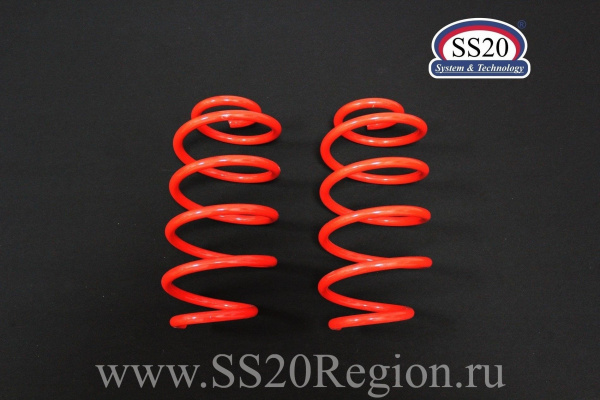 Комплект подвески SS20 Racing-СПОРТ -30мм с опорой SS20 HARD SPORT (ШС) для а/м ВАЗ 2170-2172 ЛАДА ПРИОРА (с занижением -30мм)