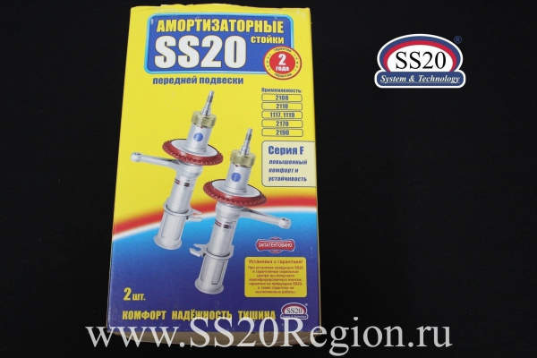 Стойки передней подвески SS20 КОМФОРТ-ОПТИМА (без занижения) для DATSUN ON-DO MI-DO