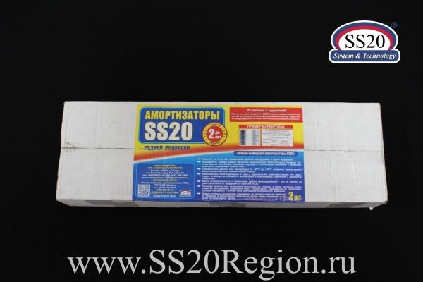Амортизаторы задней подвески SS20 ШОССЕ (без занижения) для а/м ЛАДА ЛАРГУС