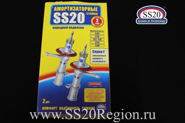 Стойки передней подвески SS20 ШОССЕ (без занижения) для а/м ВАЗ 2113-15