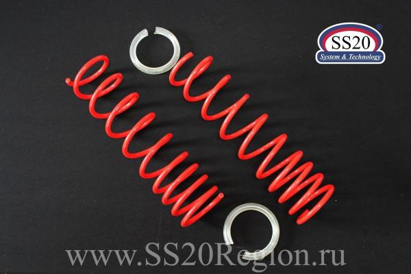 Комплект подвески SS20 Racing-КОМФОРТ -70мм с опорой SS20 МАСТЕР для а/м ВАЗ 1117-1119 ЛАДА КАЛИНА 1 с 2006 по 2012г.в.(с занижением -70мм)