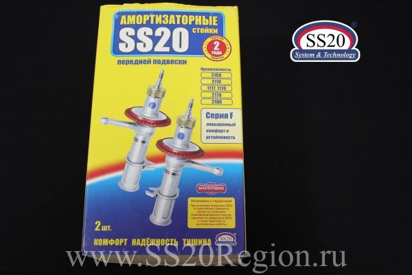 Стойки передней подвески SS20 КОМФОРТ-ОПТИМА (без занижения) для а/м ЛАДА КАЛИНА 1