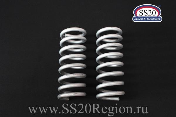 Комплект подвески SS20 ШОССЕ (без занижения) для а/м ВАЗ 2121-2131 НИВА с 2010г.в