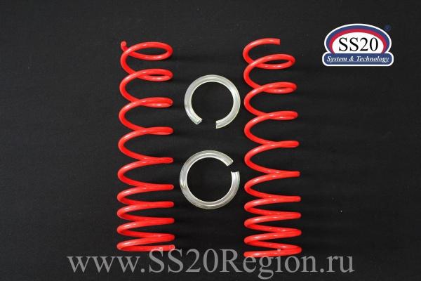 Комплект подвески SS20 Racing-СПОРТ -50мм с опорой SS20 МАСТЕР для а/м ВАЗ 2170-2172 ЛАДА ПРИОРА (с занижением -50мм)