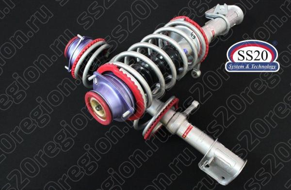 Модули передней подвески SS20 СПОРТ c опорой SS20 МАСТЕР пружиной SS20 Стандарт (без занижения) для а/м ВАЗ 2110-12