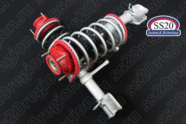 Модули передней подвески SS20 СПОРТ c опорой SS20 СПОРТ пружиной SS20 Стандарт (без занижения) для а/м ВАЗ 2108-099