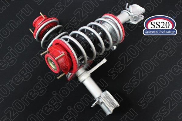 Модули передней подвески SS20 СПОРТ c опорой SS20 СПОРТ пружиной SS20 Стандарт (без занижения) для а/м ВАЗ 2110-12