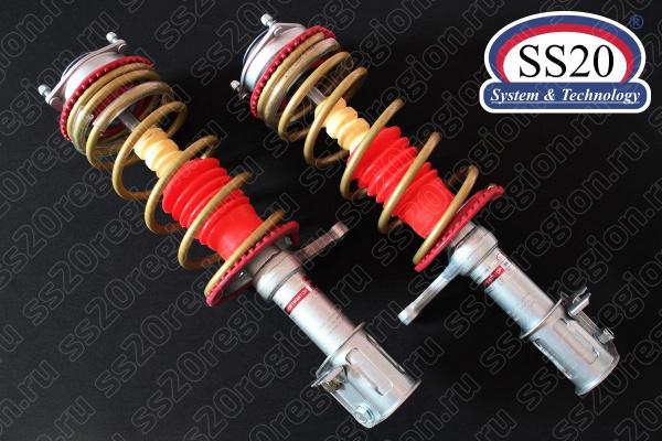 Модули передней подвески SS20 СТАНДАРТ c опорой SS20 QUEEN пружиной SS20 Gold Progressive (без занижения) для а/м ВАЗ 2108-099