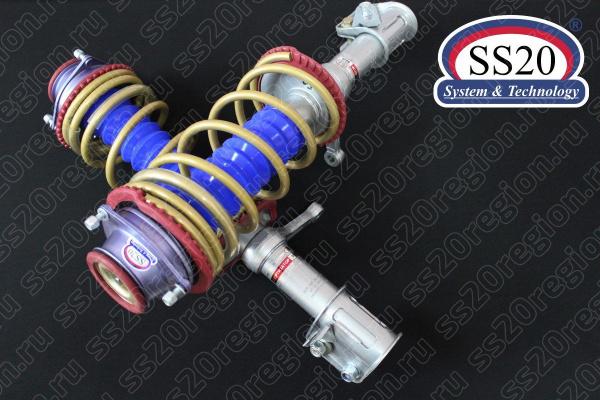 Модули передней подвески SS20 СТАНДАРТ c опорой SS20 МАСТЕР пружиной SS20 Gold Progressive (без занижения) для а/м ВАЗ 2110-12