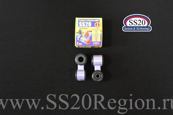 Стойки стабилизатора с резиновыми втулками SS20 24мм