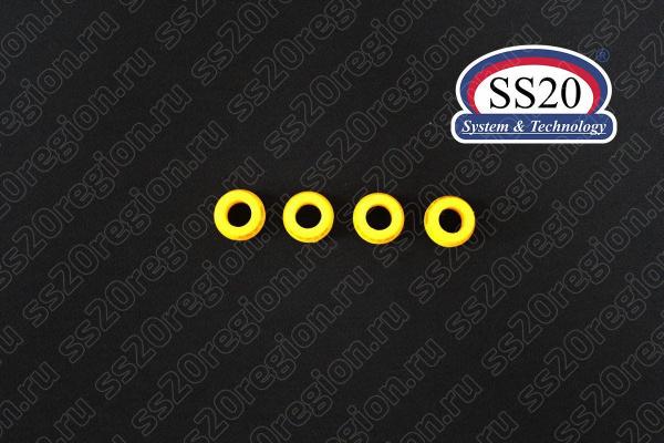 Втулки заднего амортизатора SS20 КОМФОРТ (на 1 амортизатор) для а/м ВАЗ НИВА 4х4