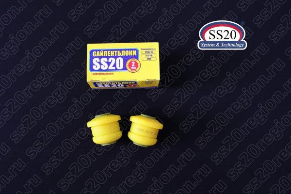 Подушки балки передней (крабов) SS20 КОМФОРТ для а/м ВАЗ 2110-12