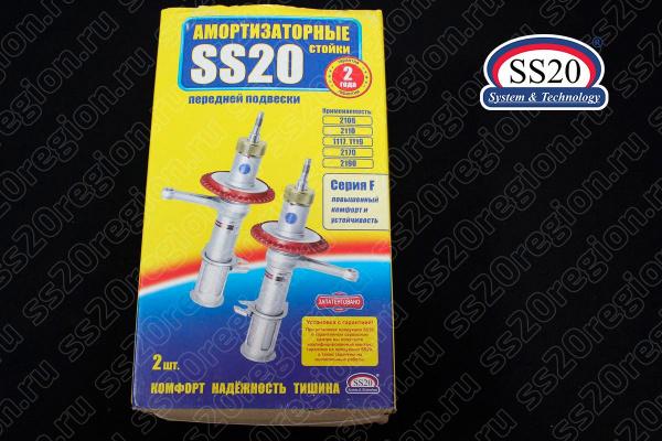 Стойки передней подвески SS20 СПОРТ (без занижения) для а/м ВАЗ 2113-15