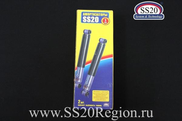 Амортизаторы задней подвески SS20 СПОРТ (без занижения) для а/м ВАЗ 2121-2131 НИВА с 2010г.в.