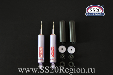 Амортизаторы передней подвески SS20 СТАНДАРТ (без занижения) для а/м ВАЗ 2121-2131 НИВА до 2010г.в.