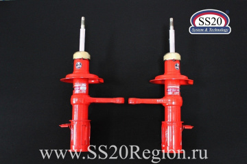 Стойки передней подвески SS20 Racing-КОМФОРТ -70мм (с занижением) для а/м ВАЗ 2108-099
