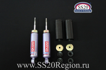 Амортизаторы передней подвески SS20 СПОРТ (без занижения) для а/м ВАЗ 2101-07 КЛАССИКА