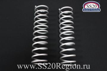 Пружины задних амортизаторов SS20 СТАНДАРТ (без занижения, стандартный шаг) для а/м ЛАДА ПРИОРА
