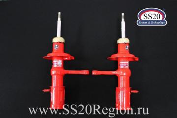 Стойки передней подвески SS20 Racing-КОМФОРТ -30мм (с занижением) для а/м ВАЗ 2110-12