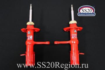 Стойки передней подвески SS20 Racing-КОМФОРТ -70мм (с занижением) для DATSUN ON-DO MI-DO