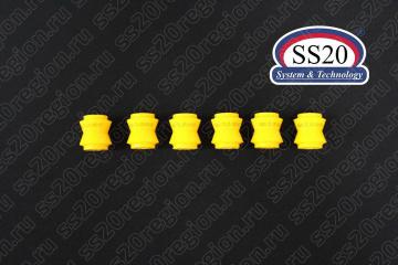 Втулки реактивных тяг (малые) SS20 КОМФОРТ для а/м ВАЗ 2101-07